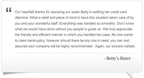 Testimonial-Betty