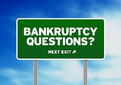 Common Chapter 13 Bankruptcy Questions