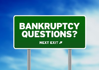 chapter 13 bankruptcy questions