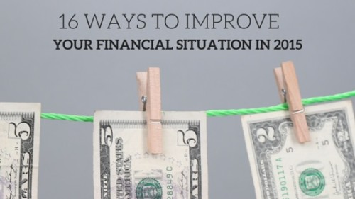 16-ways-to-improve-your-financial-situation-in-2015