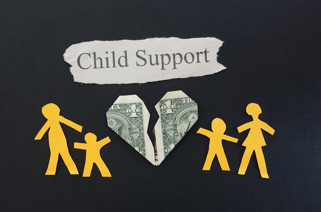 child support and bankruptcy