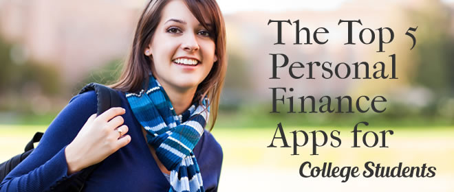 The Top 5 Personal Finance Apps for College Students