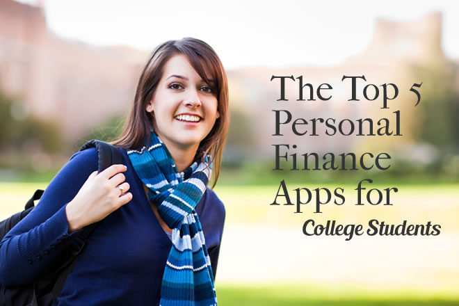 Top 5 Personal Finance Apps for College Students