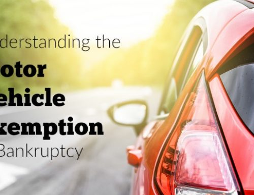 Understanding the Motor Vehicle Exemption
