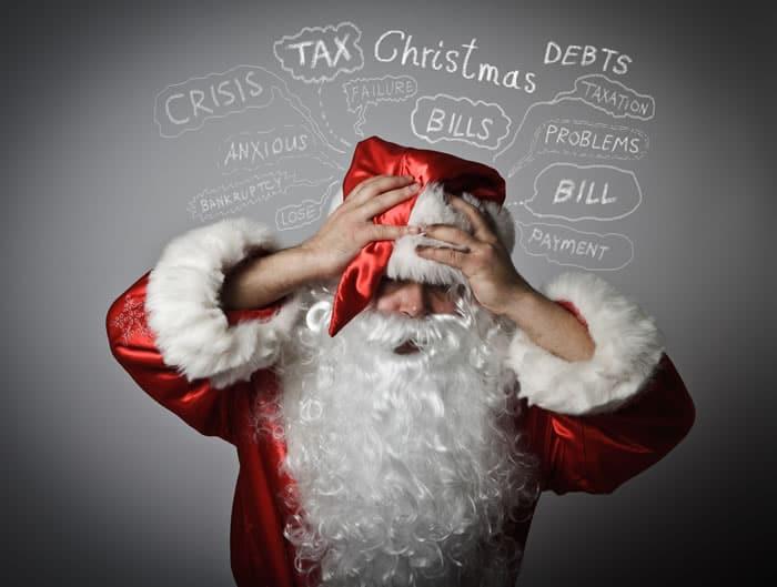 Christmas-Bankruptcy