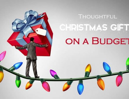 Thoughtful Christmas Gifts on a Budget