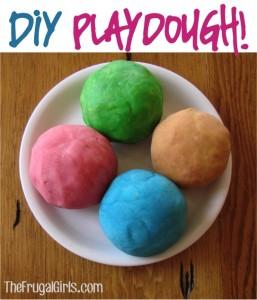 DIY-Playdough