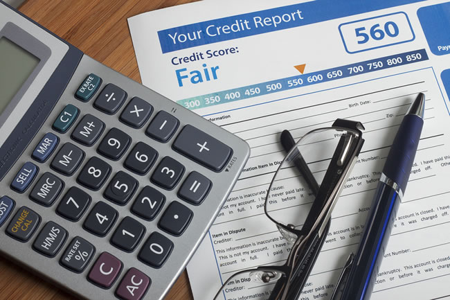 How long does bankruptcy stay on your credit
