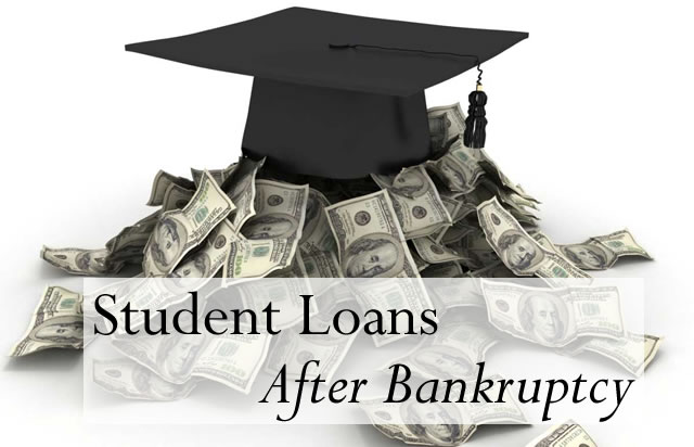 Loans After Bankruptcy >> Can I Get Student Loans After Bankruptcy