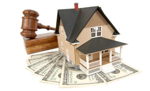 bankruptcy and property lien