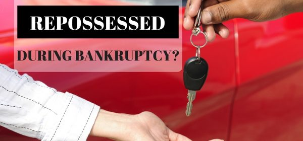 Can My Car Be Repossessed During Bankruptcy?