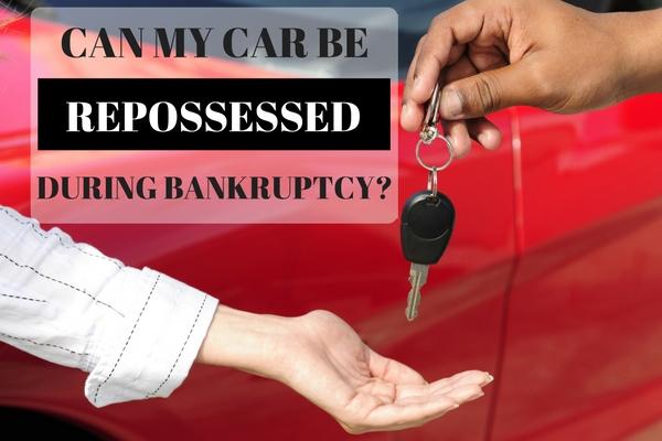 repossessed car