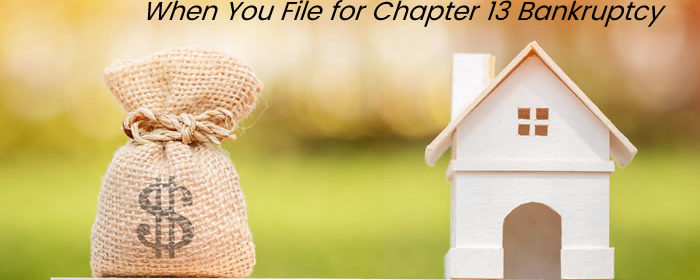 How to Keep Your Home When You File Chapter 13 Bankruptcy