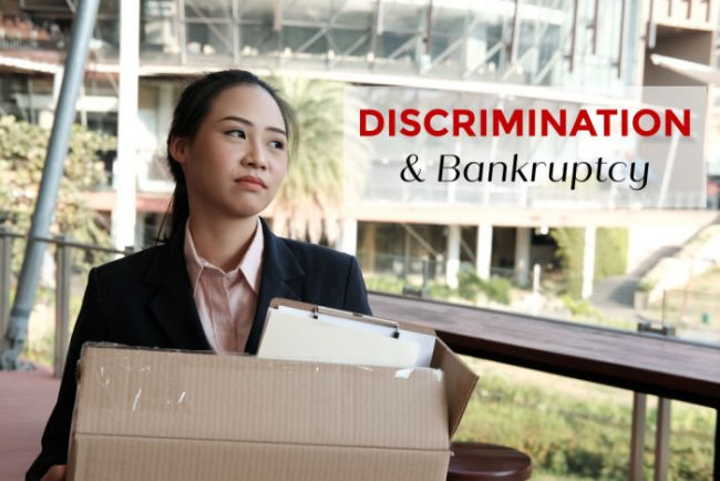discrimination and bankruptcy
