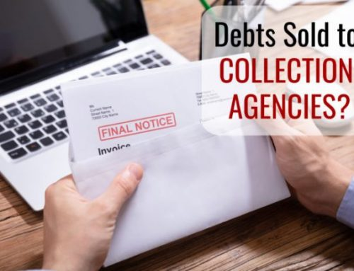 Debts Sold to Collection Agencies?